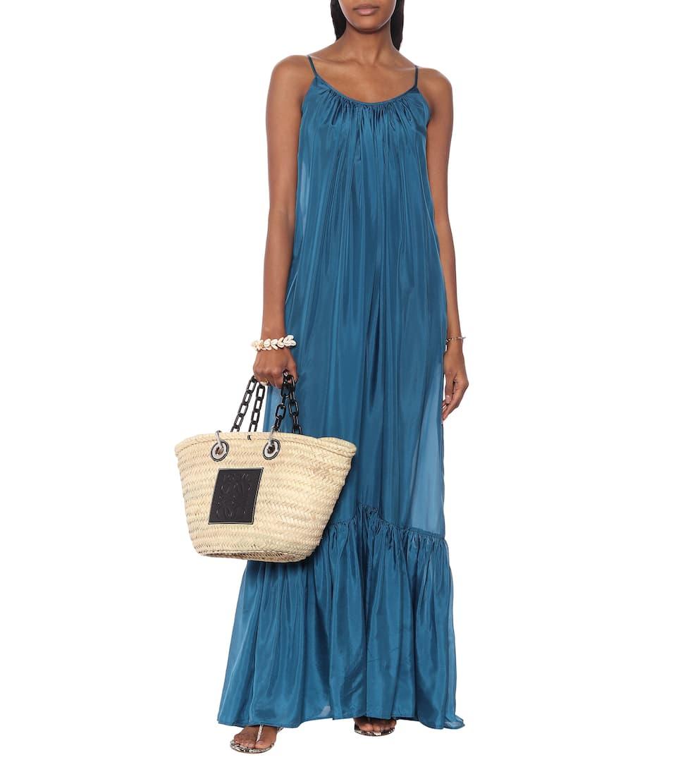 Kalita - Exclusive to Mytheresa – Brigette silk maxi dress