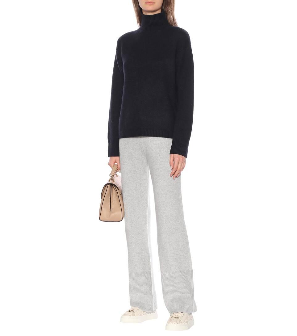 S Max Mara - Burgos high-neck cashmere sweater