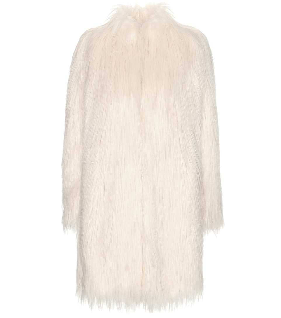 Giamba Faux fur coat