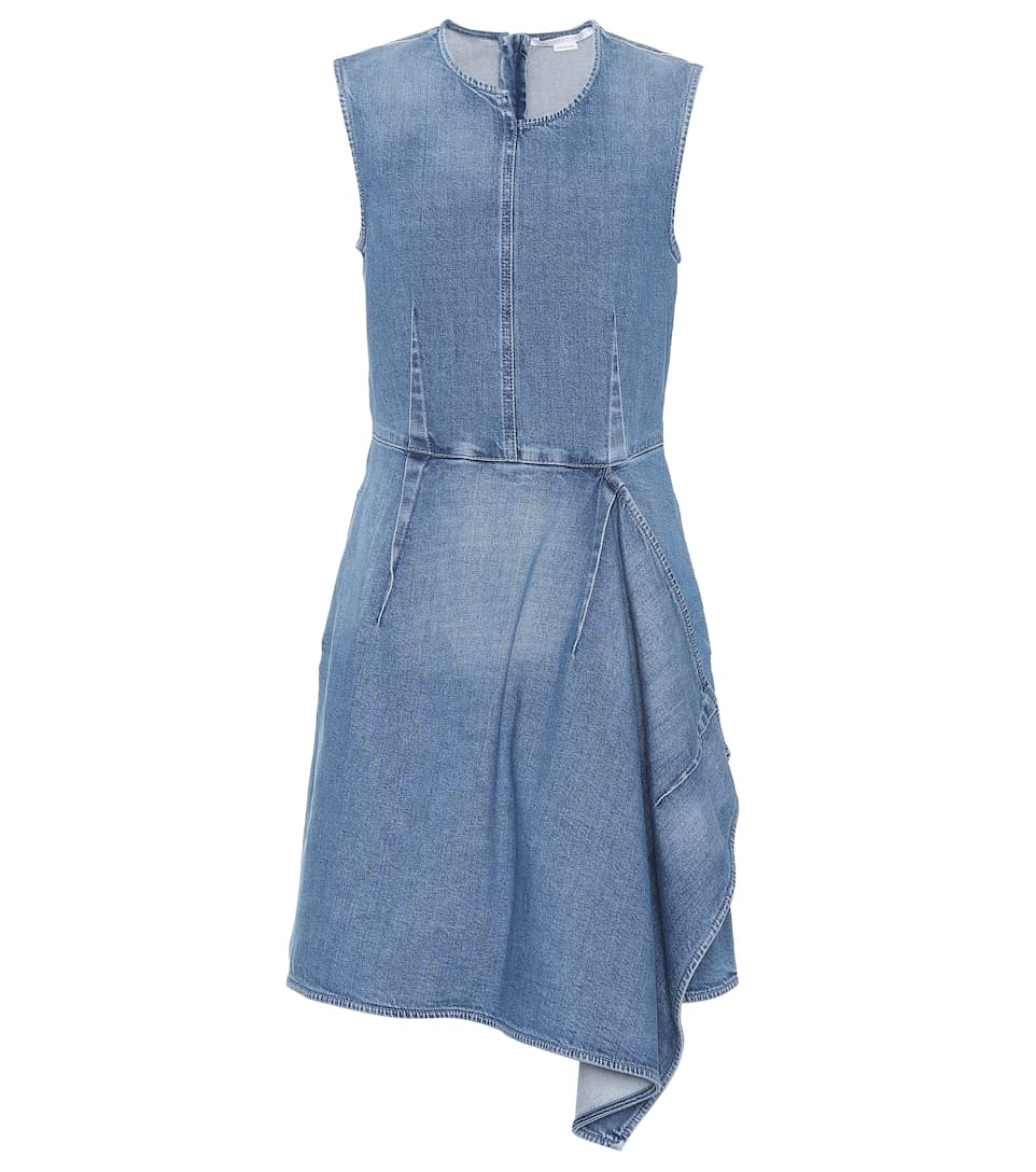 Stella McCartney Minikleid Ciara aus Denim