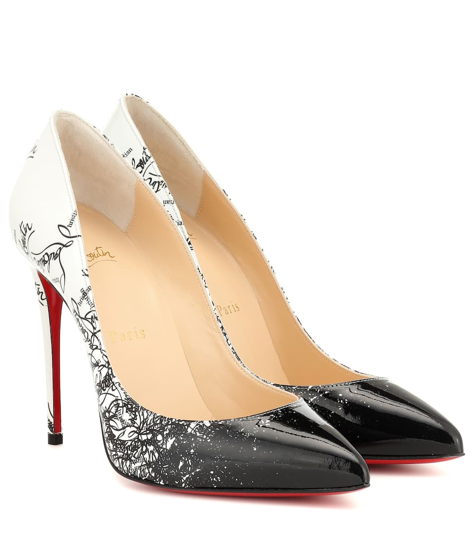 9b70583db18 Exclusive To Mytheresa – Pigalle Follies 100 Patent Leather Pumps ...