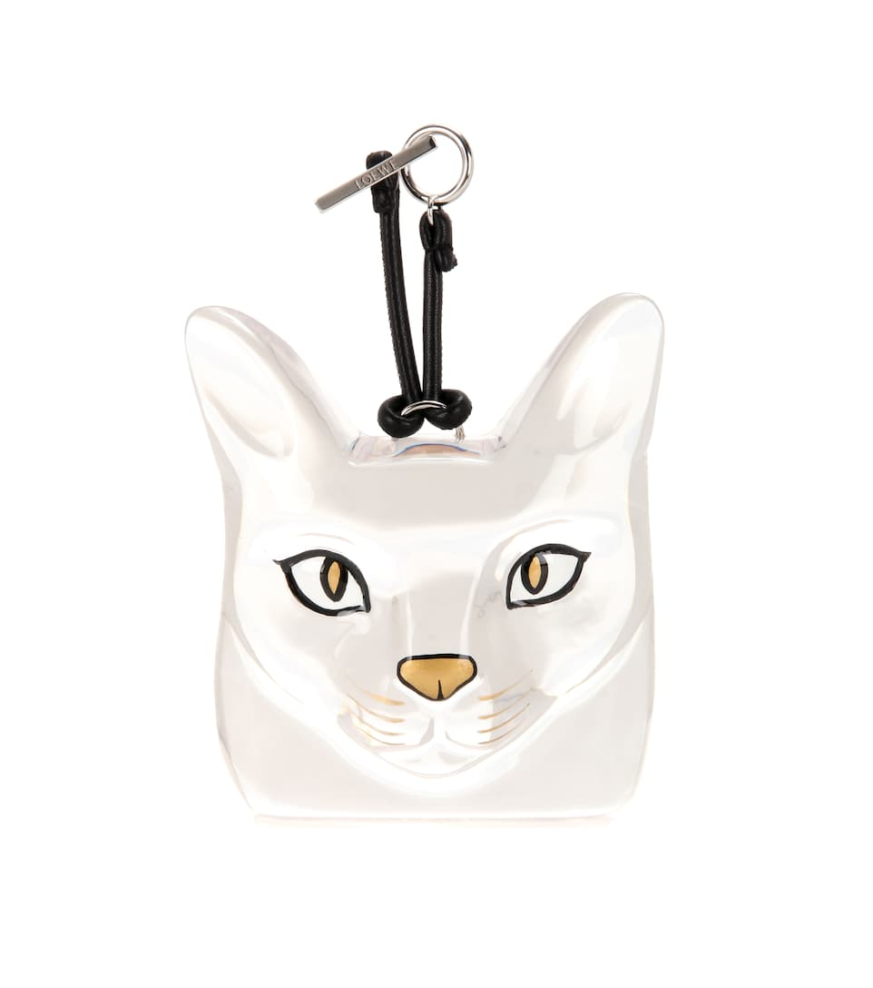 Loewe Resin-Charm Cat Face