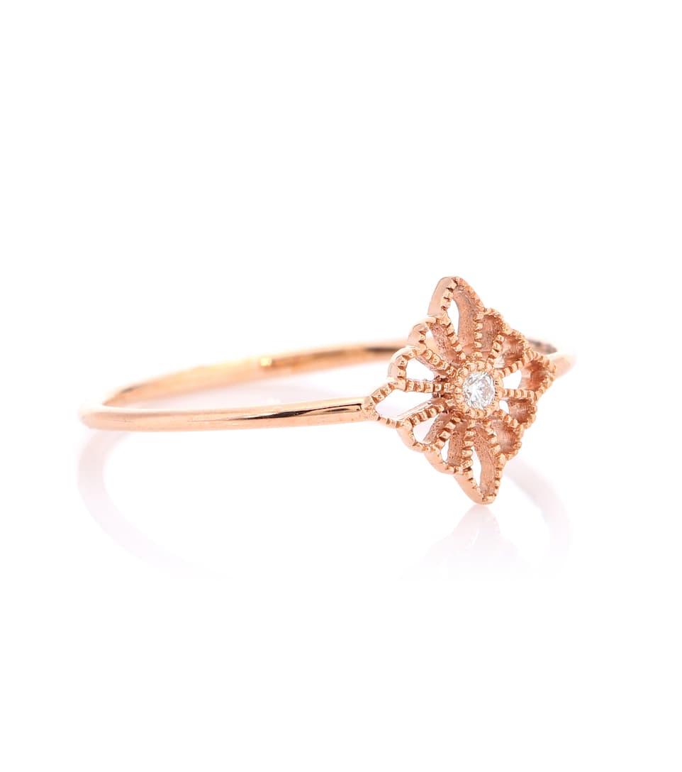 Paris Diamants Et 18 En Artnbsp;p00271900 Ct Bague Madame BovaryStone com Or N° Mytheresa eH2IWEY9D