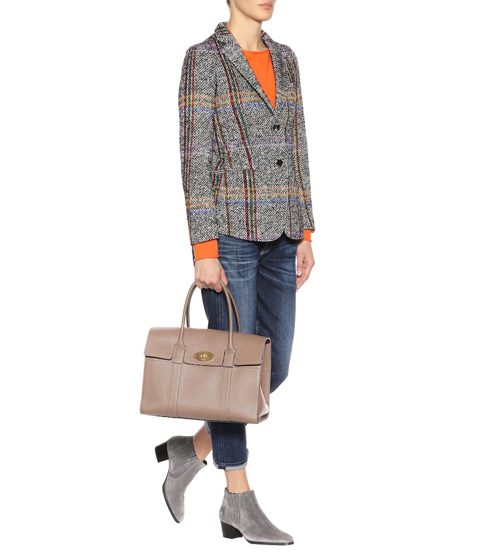 Mulberry Tote Bayswater Classic aus Leder