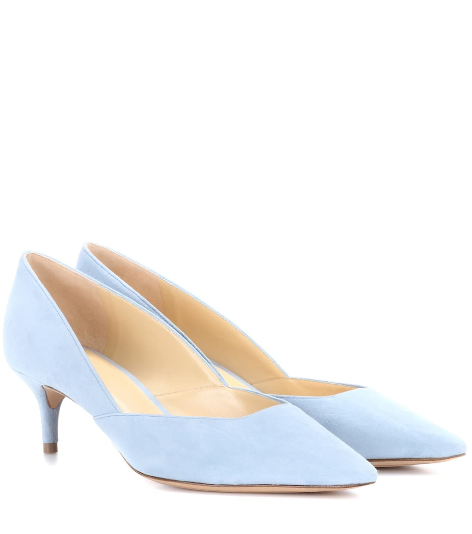 Exclusive to mytheresa.com - Margot leather pumps Alexandre Birman 5pTVGJtZw