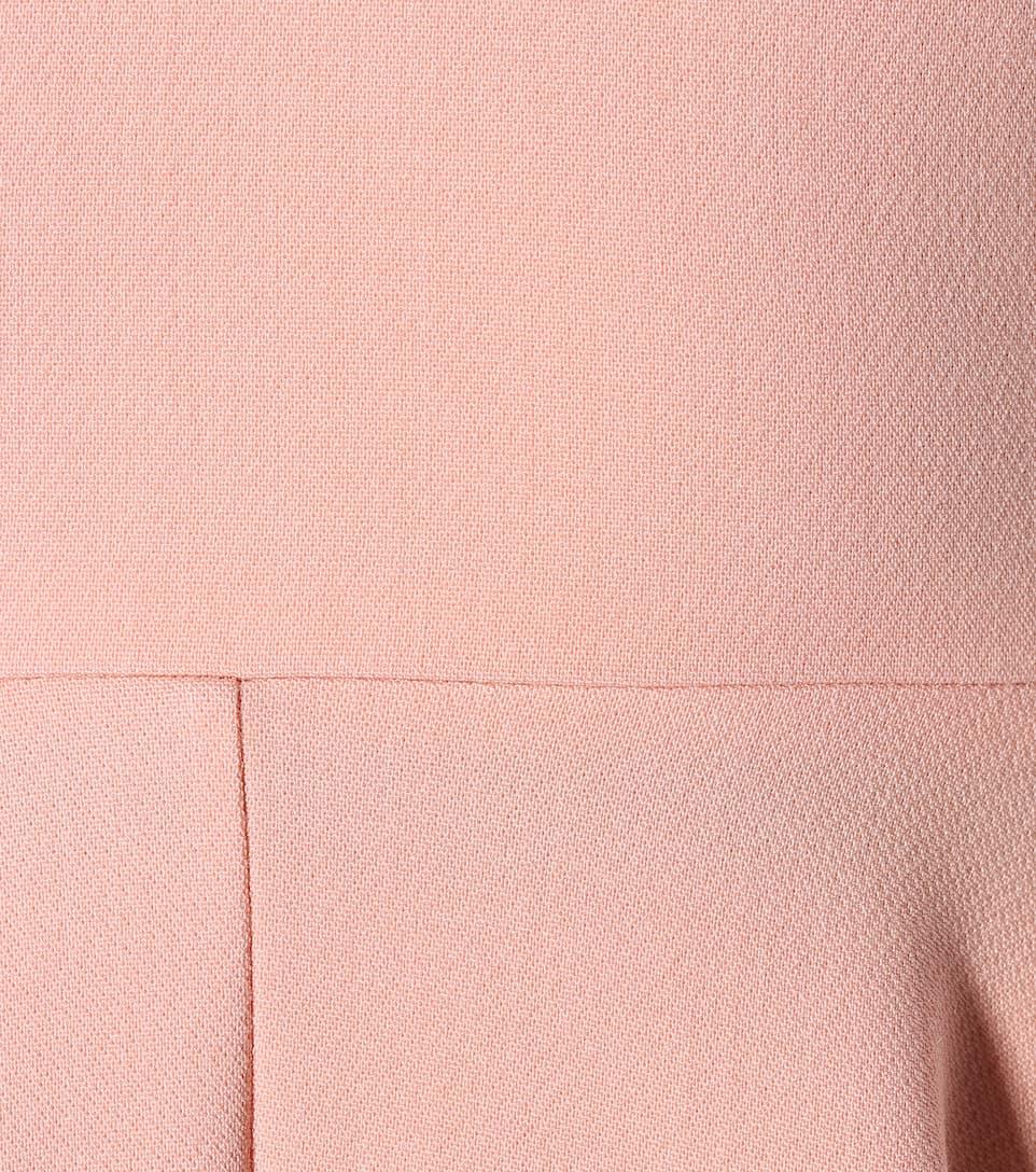 Roksanda Ärmelloses Kleid aus Woll-Crêpe