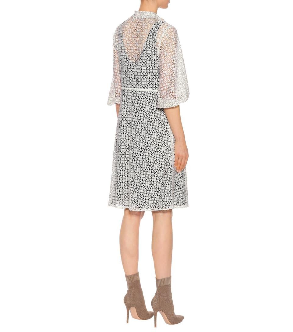 Billiger Blick Dorothee Schumacher Minikleid Into Lace aus Baumwolle Verkauf Offizielle Niedrige Versandgebühr Online KpB92ZxEZk