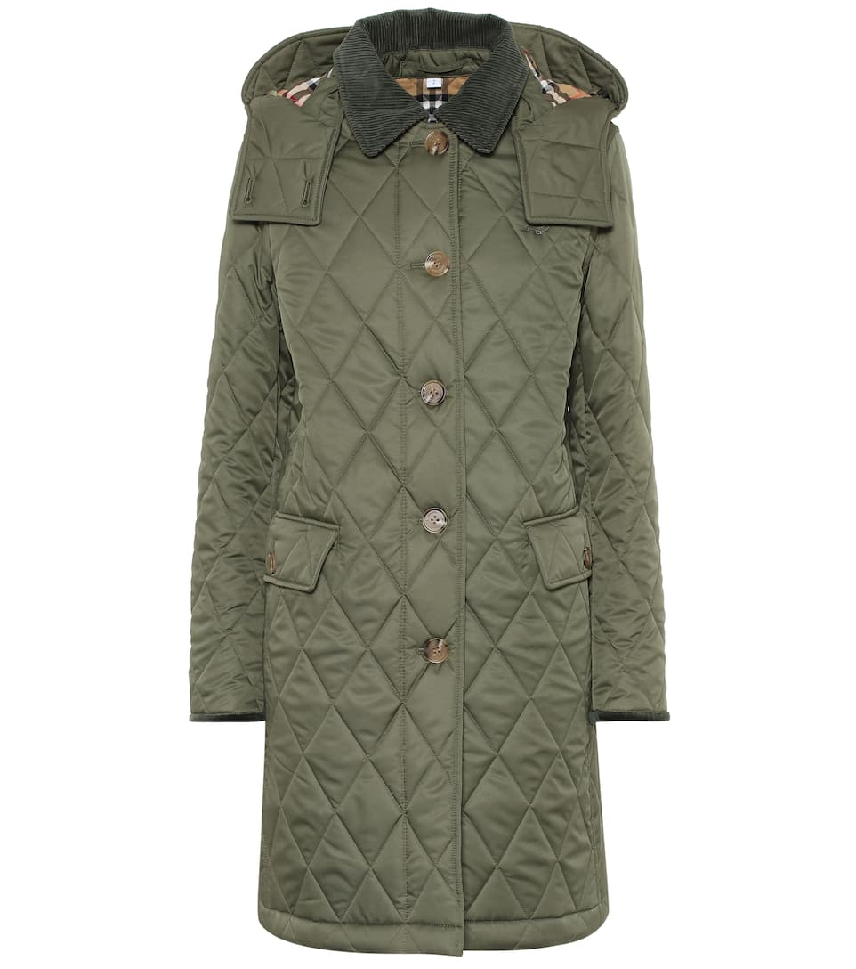 2c1005a6ac2 Burberry - Dereham 804 quilted coat