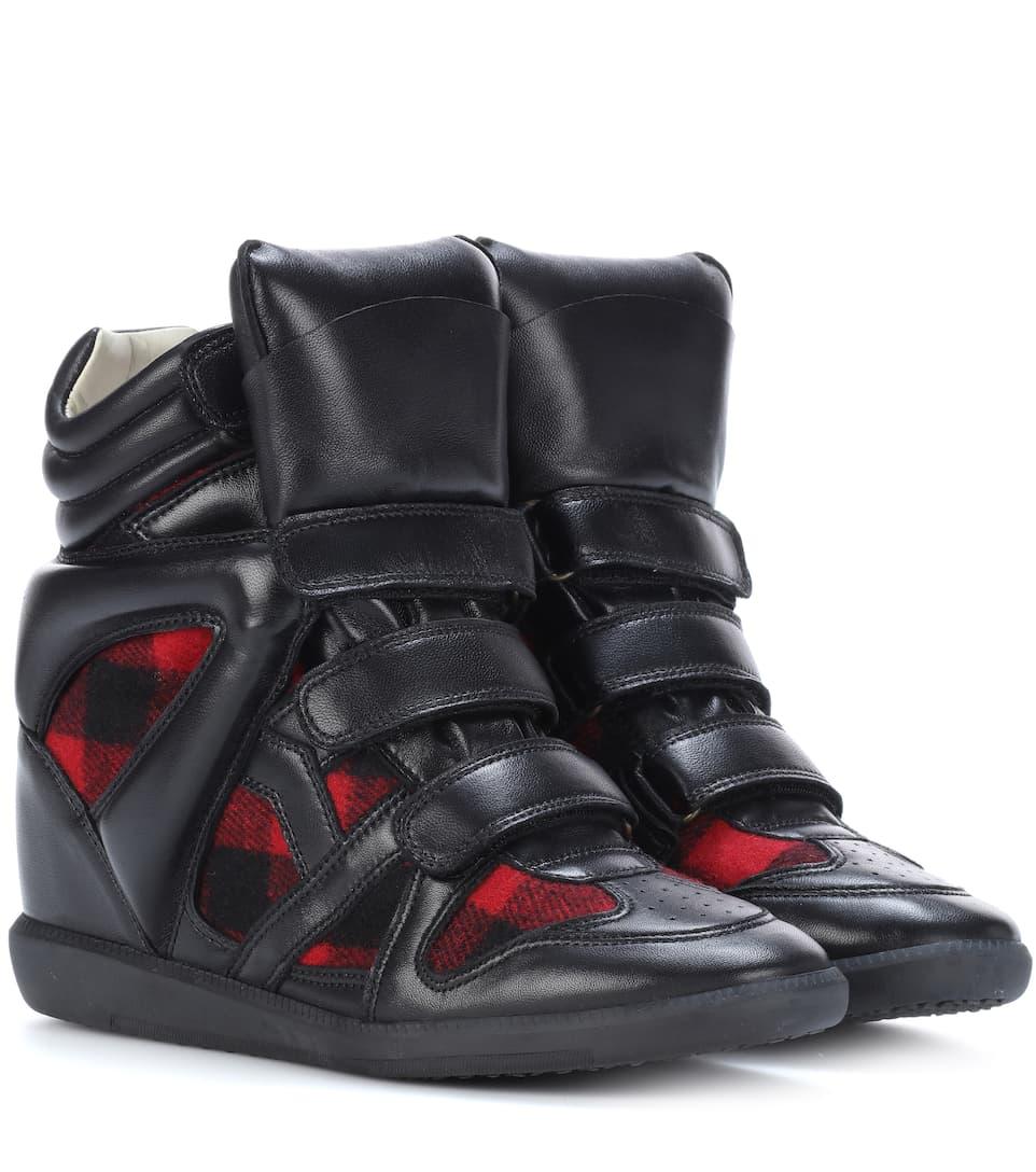 Isabel Marant Bekett Wedge-Sneakers