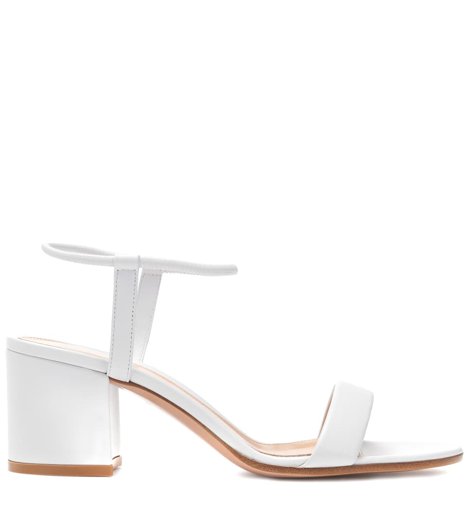 Nikki 60 Leather Sandals - Gianvito Rossi | Mytheresa.com Big Discount