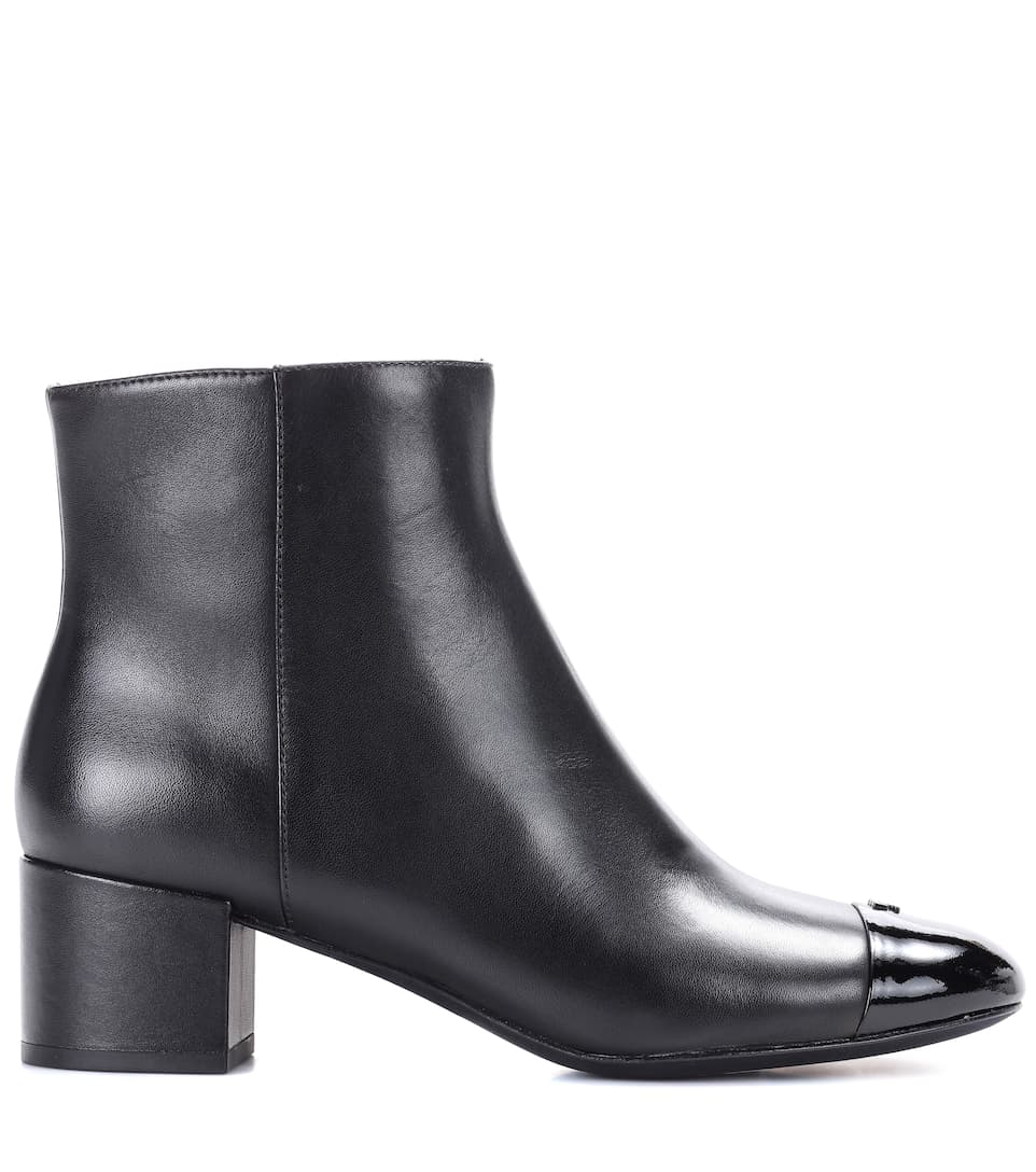Tory Burch Ankle Boots Shelby aus Leder