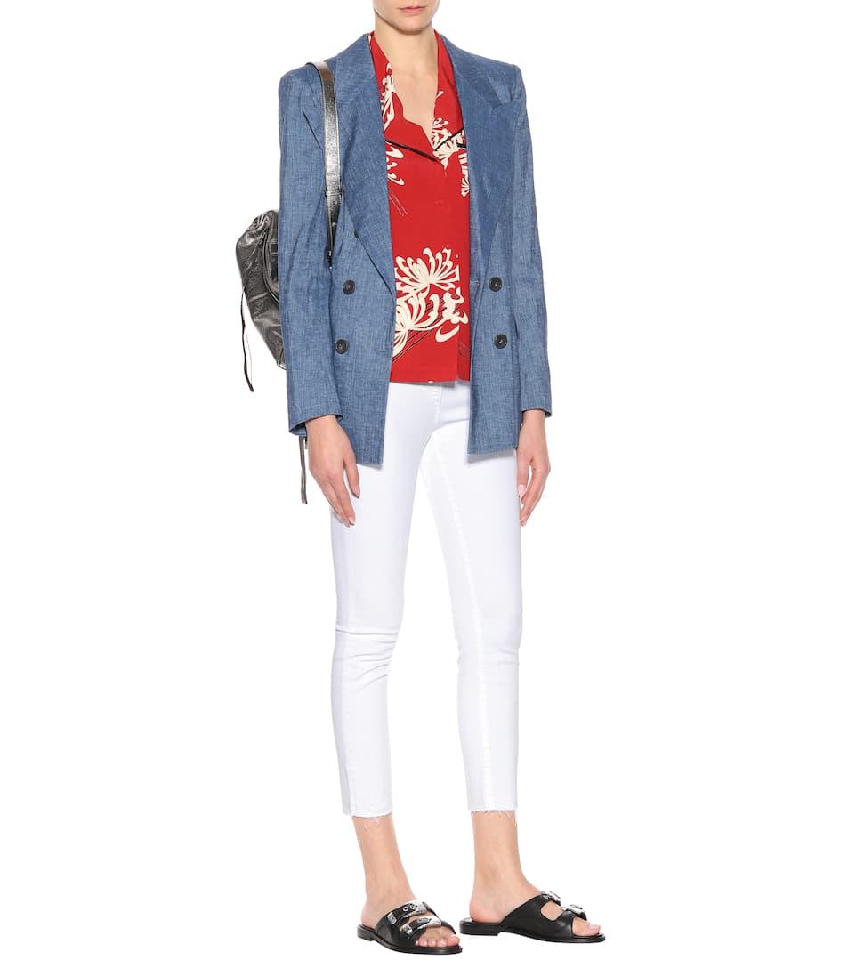 3x1 Jeans W2 Skinny Crop