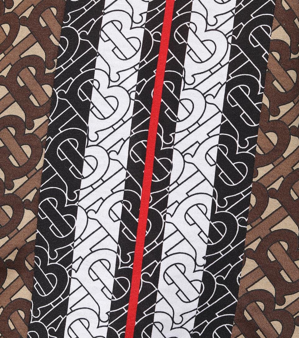 Coton T Imprimé Burberry shirt En BoedxWCr