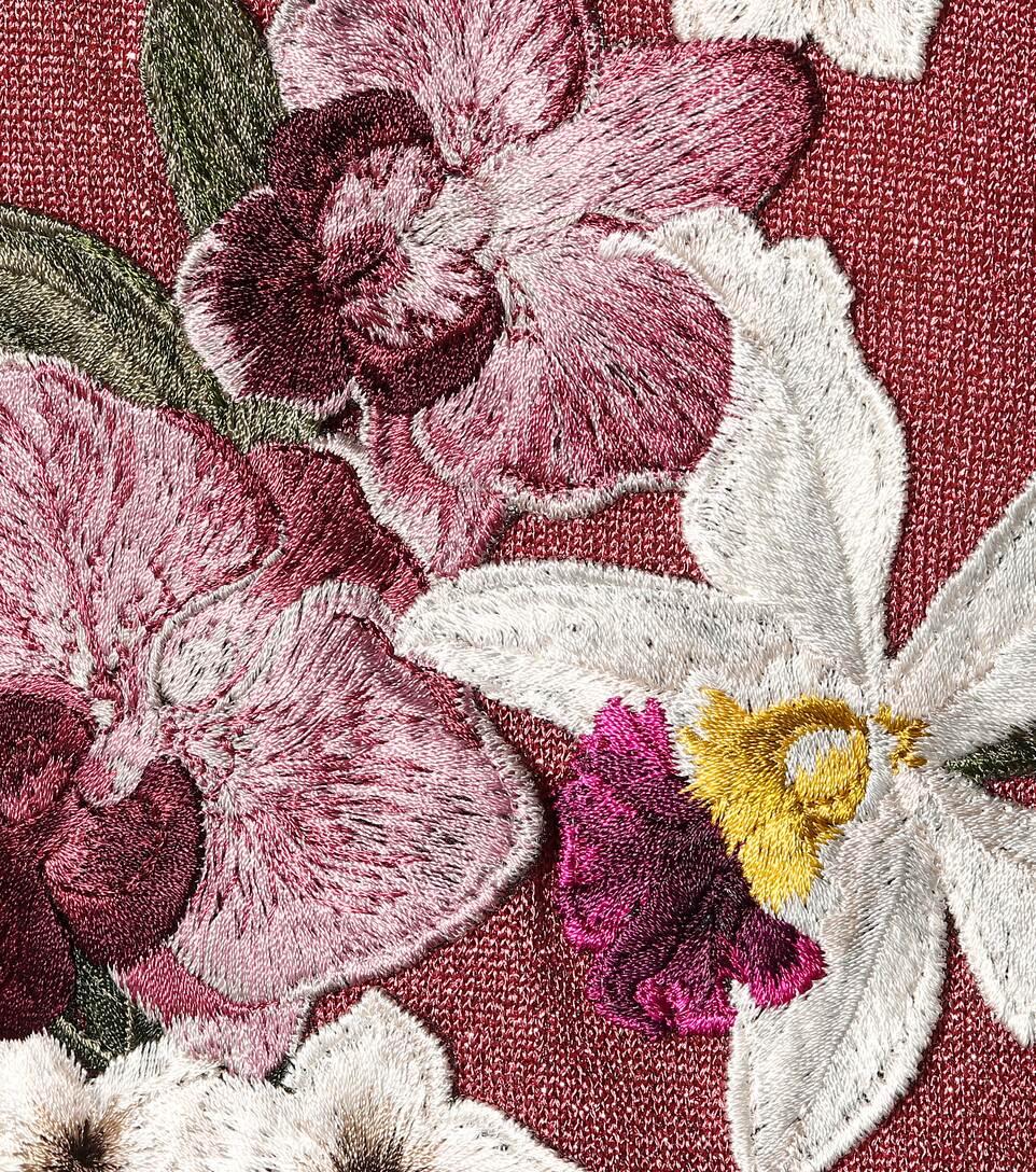 Dolce & Gabbana Pullover mit Applikationen Günstig Kaufen Breite Palette Von tovNDkL