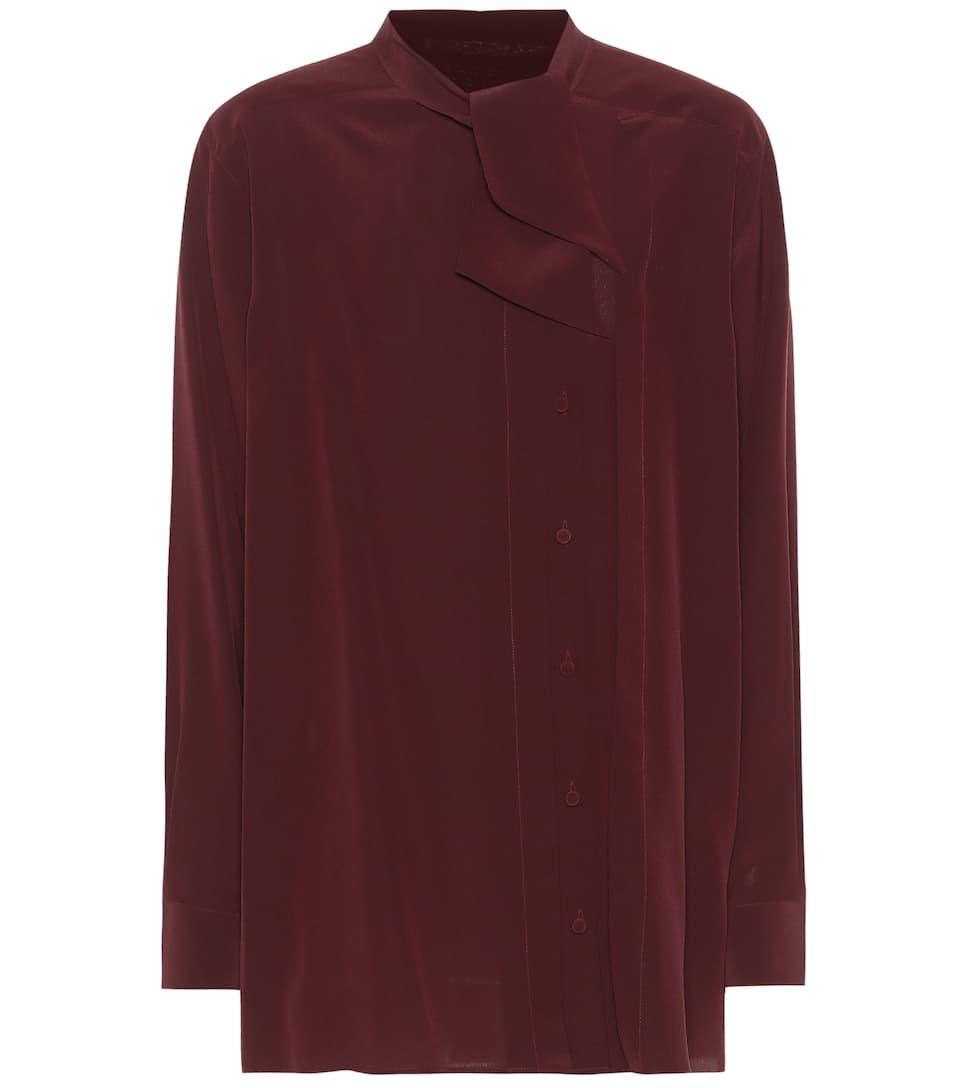 Valentino Blouse In Silk