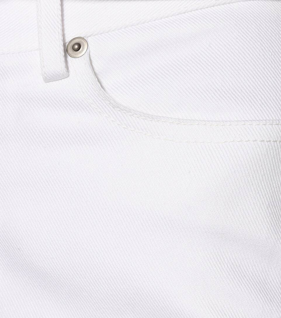 Perfect Matthew Adams Dolan Flared jeans White Discount Marketable Buy Cheap Shop Free Shipping KQzTS1y