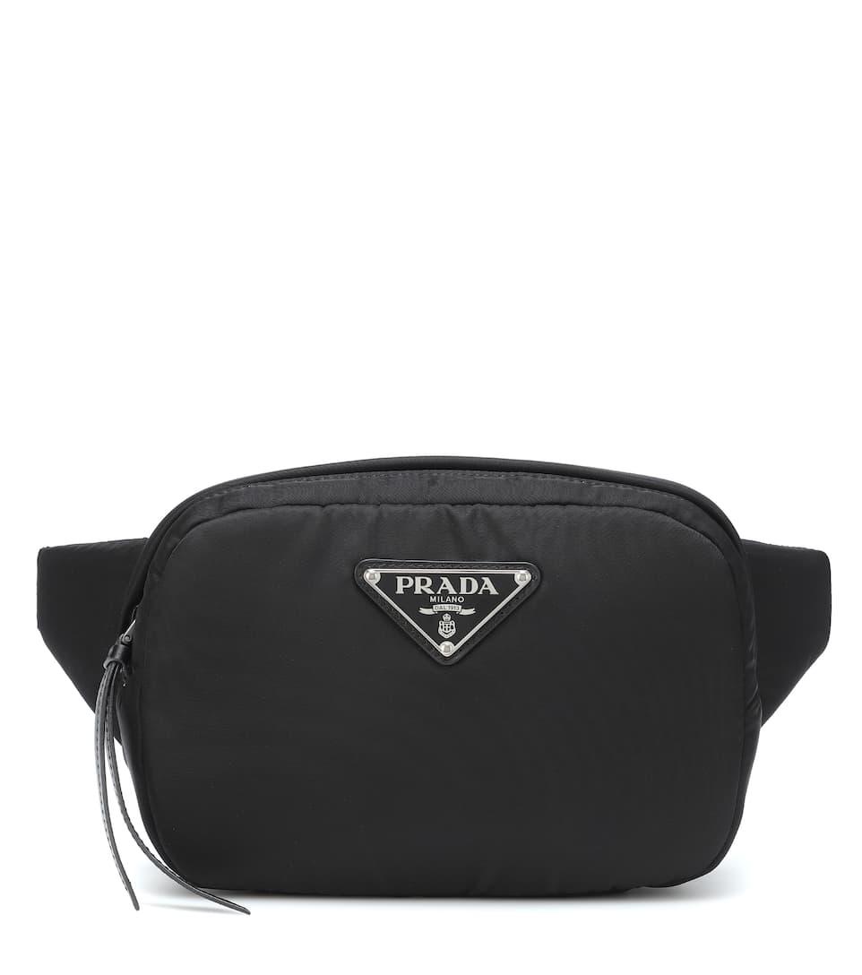 8888196cbb18 Prada - Nylon belt bag | Mytheresa