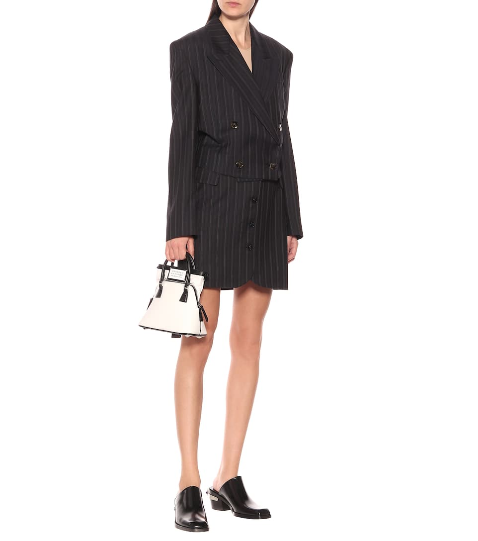 Acne Studios - Striped wool blazer