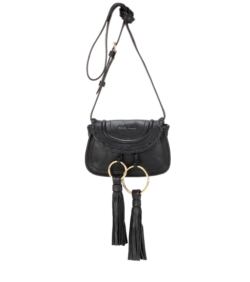 See By Chloé Schultertasche Polly Mini aus Leder
