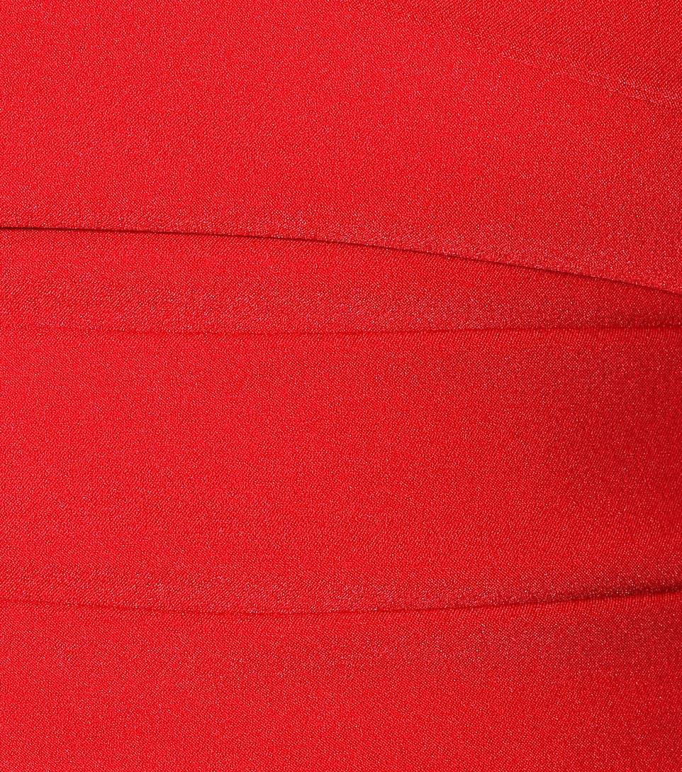 Preen by Thornton Bregazzi Off-Shoulder-Midikleid Virginia aus Cady