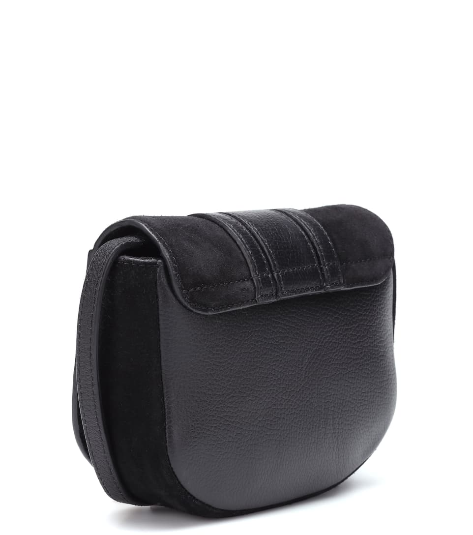 2c4b27780b172 Hana Mini leather shoulder bag. See By Chloé