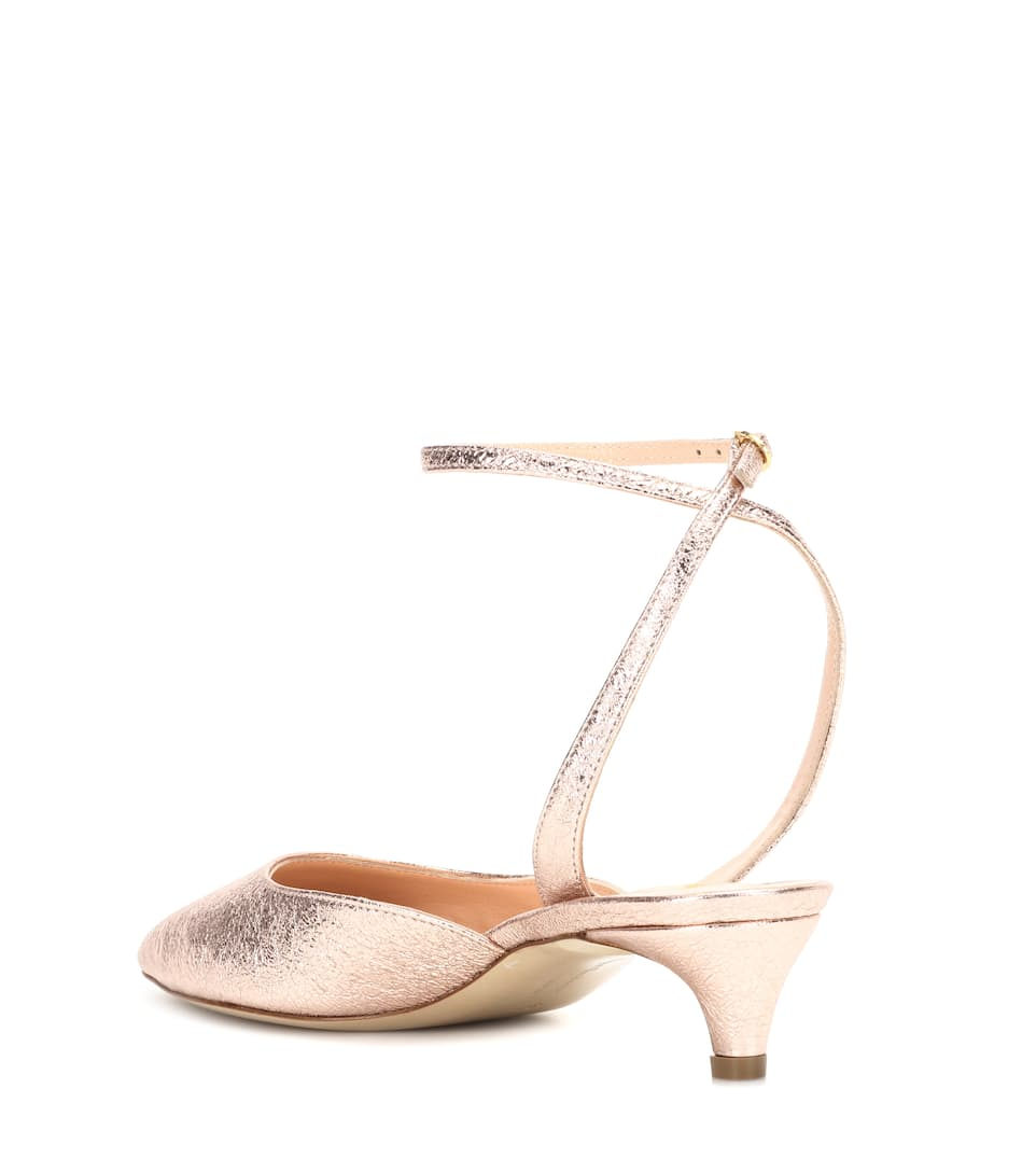 Rupert Sanderson Cornelia leather sandals rRiOvn2