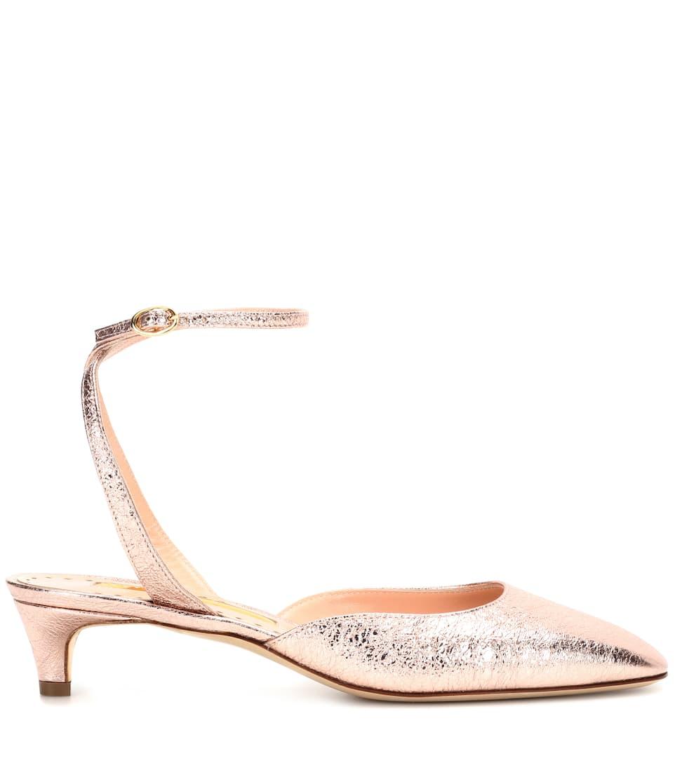 Rupert Sanderson Cornelia leather sandals