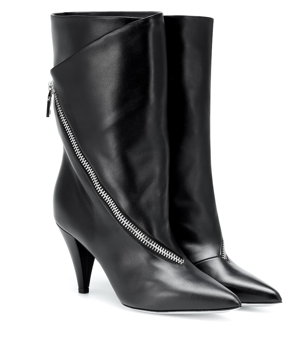 Leather Ankle Boots - Givenchy  b3d07fd73070