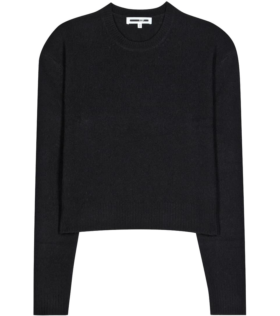 McQ Alexander McQueen Wool knitted sweater