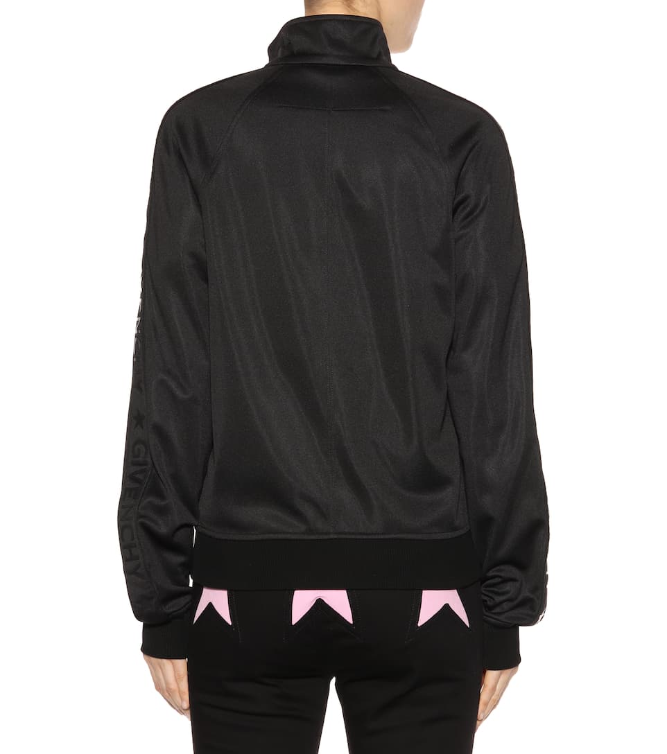 Givenchy Jacket With Logo And Braid
