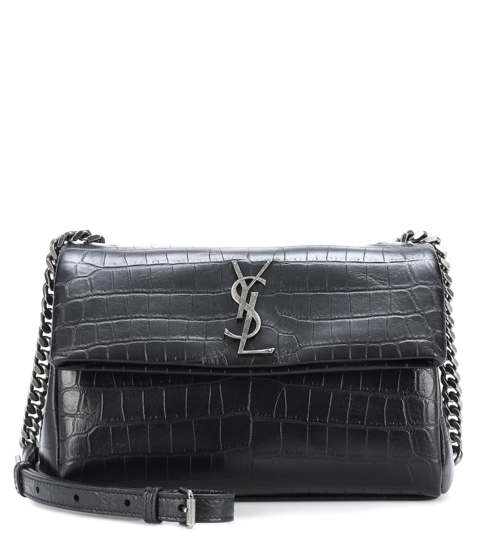 Laurent Bandolera Hollywood Saint Noir Small West Fq65q