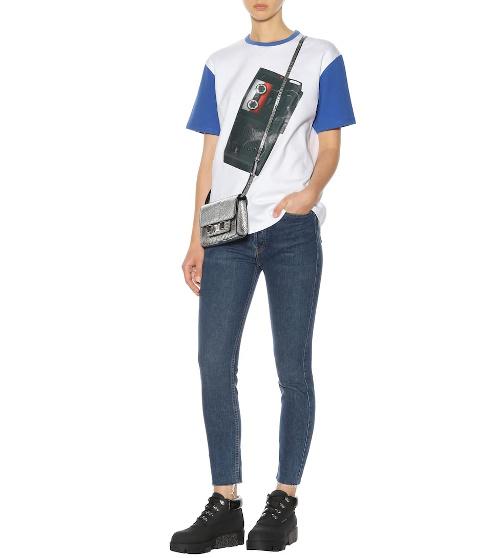 Acne Studios T-Shirt Nite aus Baumwolle