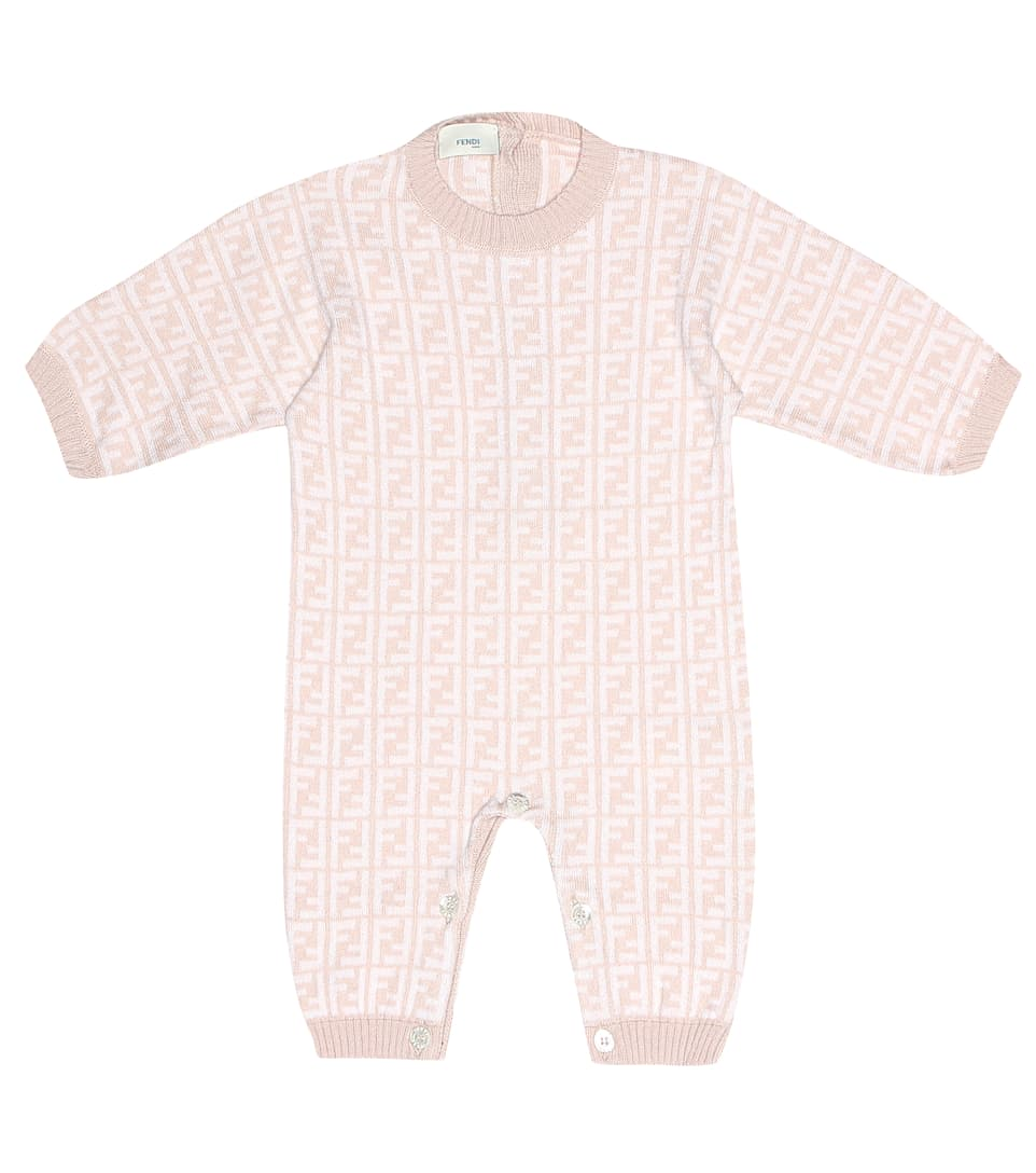 super popular 3dc4a 3feaa Baby - Tutina in cotone e cashmere