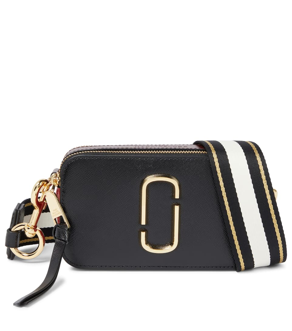 1a6c39f879abe Snapshot Small Leather Camera Bag - Marc Jacobs