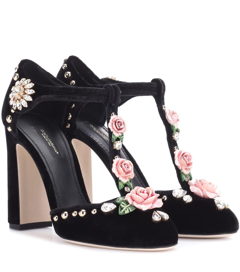 Dolce & Gabbana Embellished Platform Pumps cheap 100% authentic ZOiCrSn2J