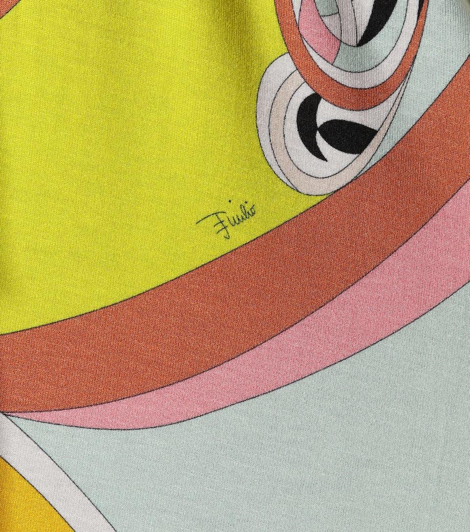 Emilio Pucci Beach Bedrucktes Maxikleid