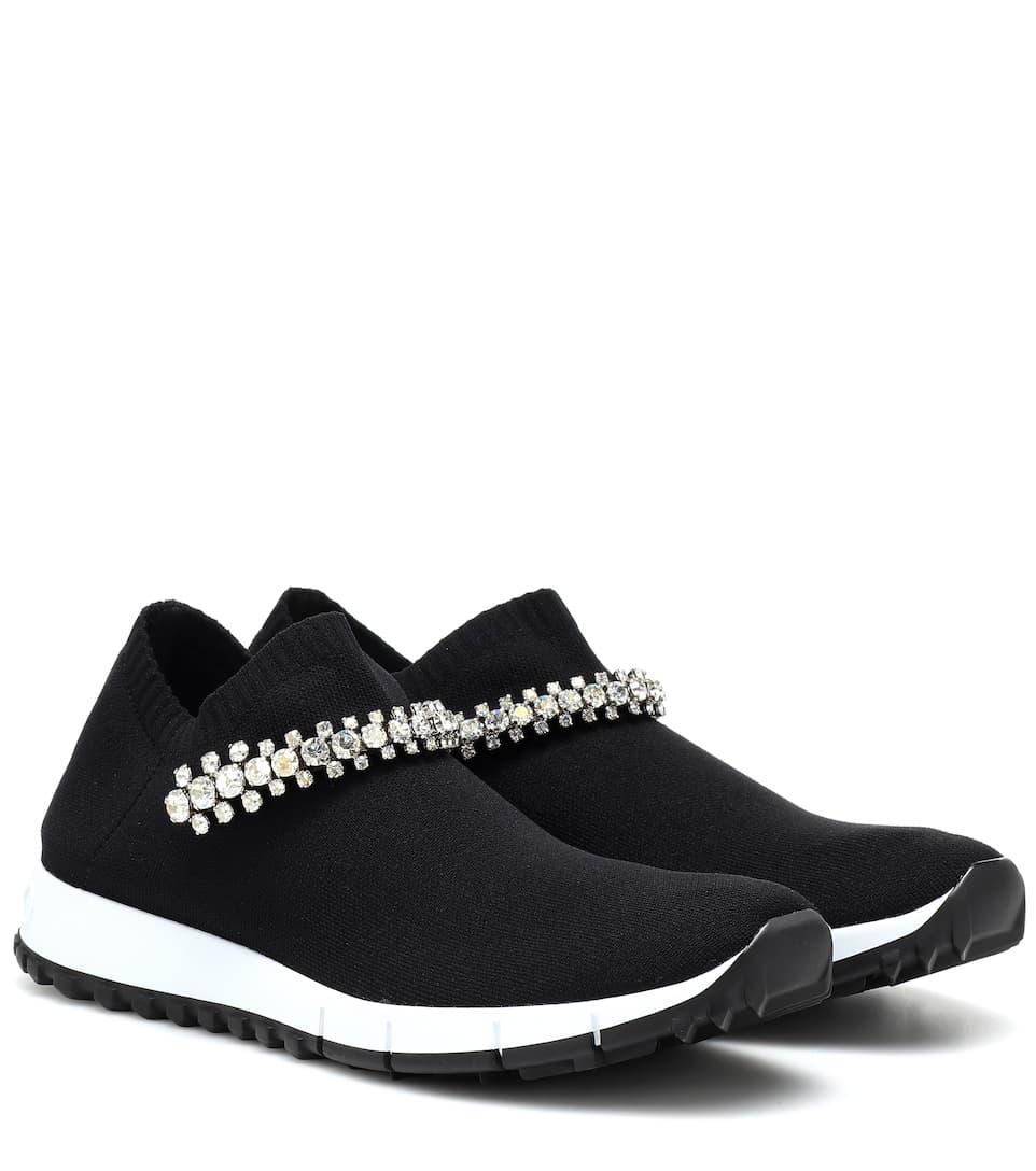 50dbb630fb75 Verzierte Sneakers Verona - Jimmy Choo