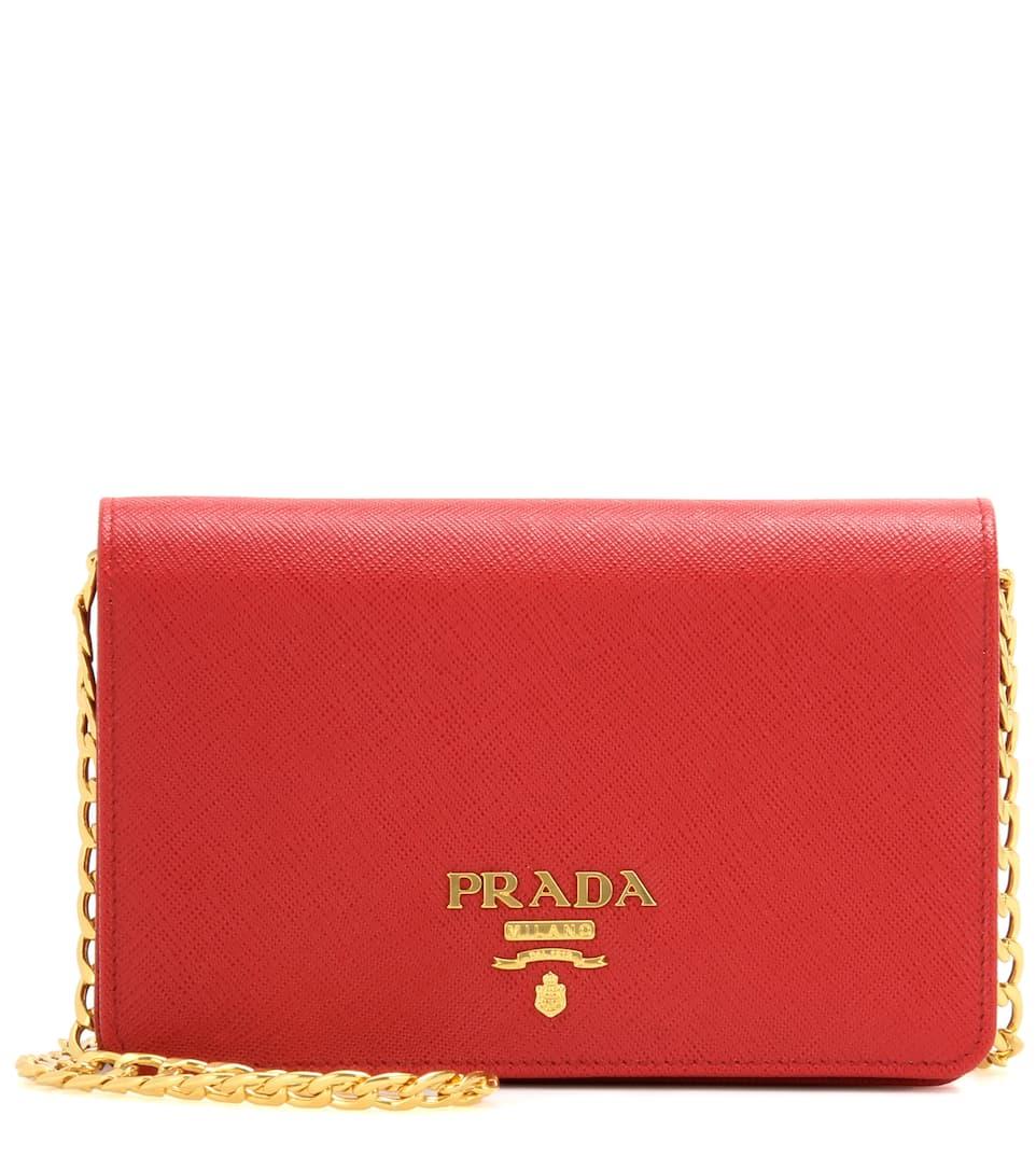 Prada Galleria Saffiano Lux Small shoulder bag