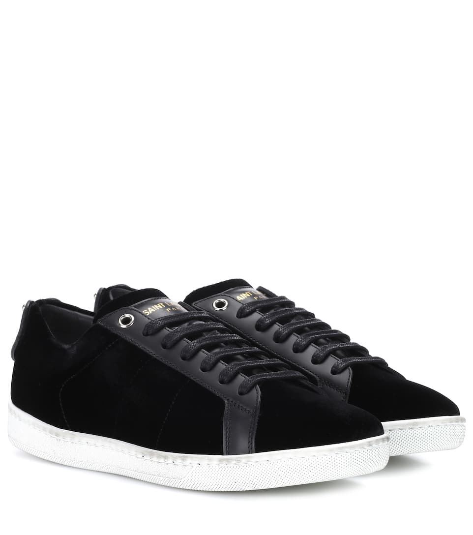 SIGNATURE COURT CLASSIC SL/01 LIPS SNEAKERS