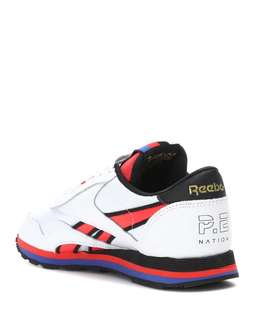 Reebok X P.E Nation Sneakers Classic Nylon