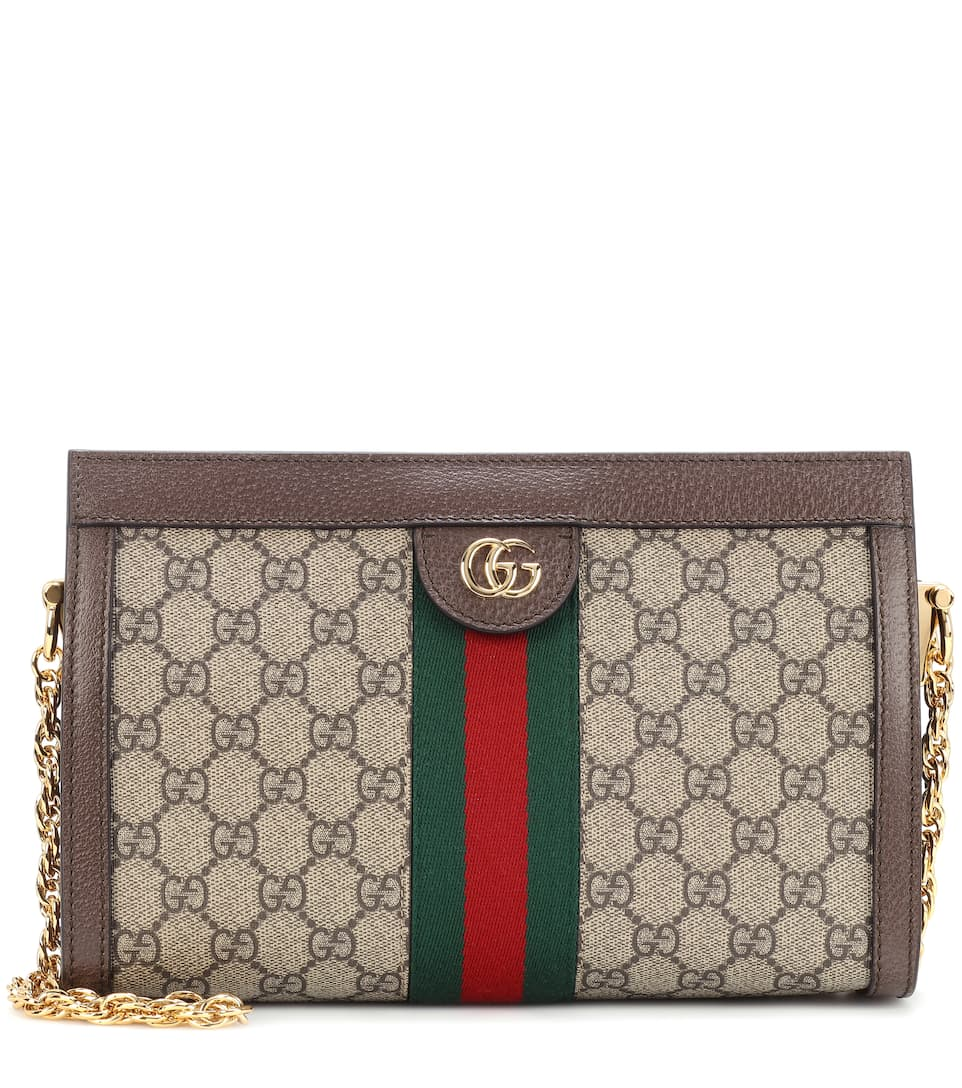 3ca16228d Ophidia Gg Small Shoulder Bag - Gucci | mytheresa.com