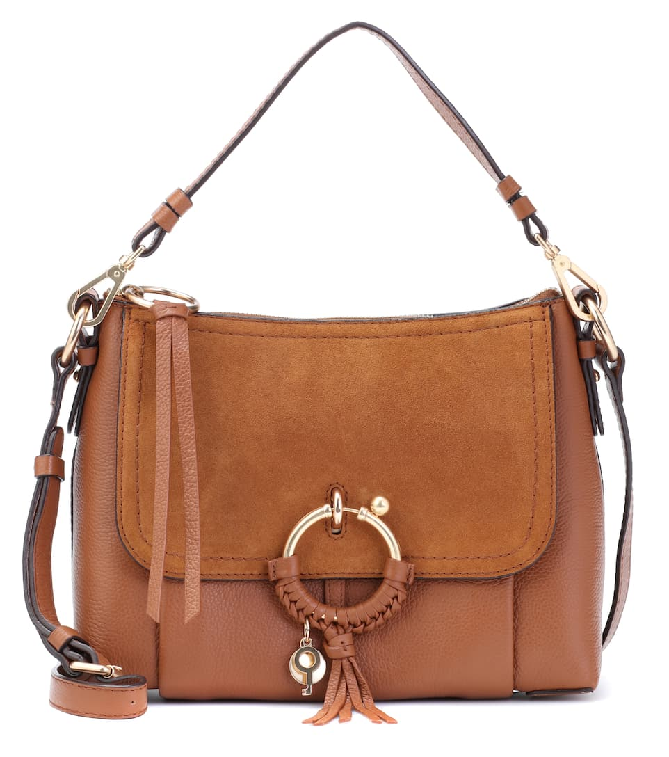 Cross Joan En See By Cuir Et Body Daim Small Mytheresa Sac Chloé 6xdwYq16