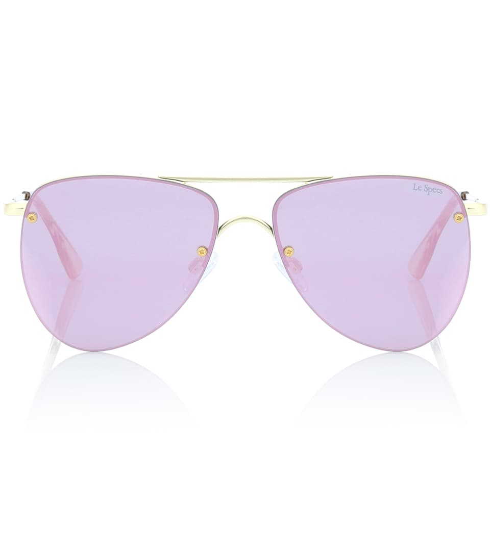 a6a43716aa The Prince Aviator Sunglasses - Le Specs