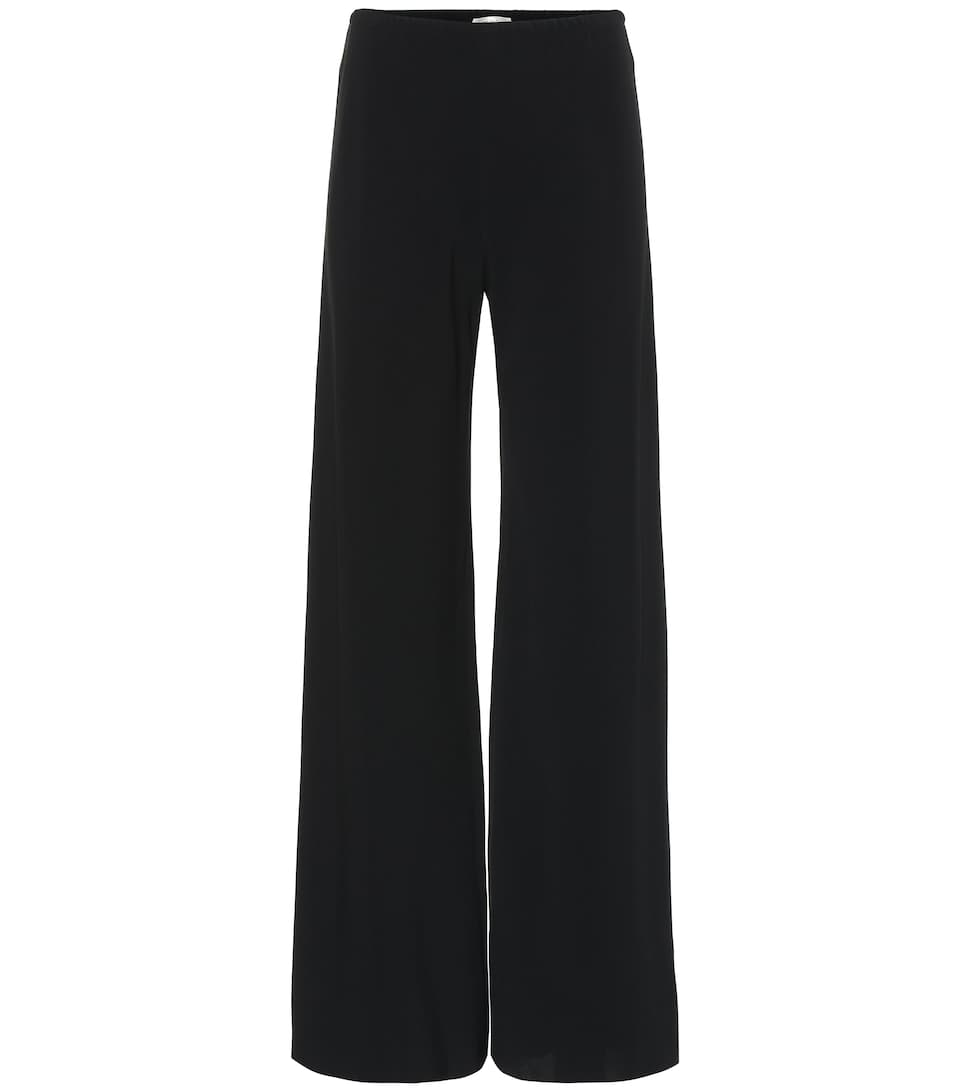 En Ample Gala The Row Crêpe Pantalon jVzMLSGqUp