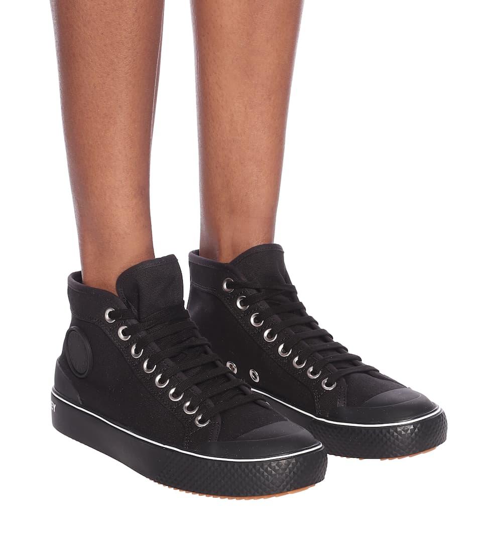 Stella McCartney - Sneakers in canvas