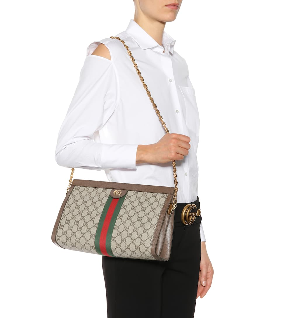 27d7f70c7 Ophidia Gg Medium Shoulder Bag - Gucci | mytheresa.com