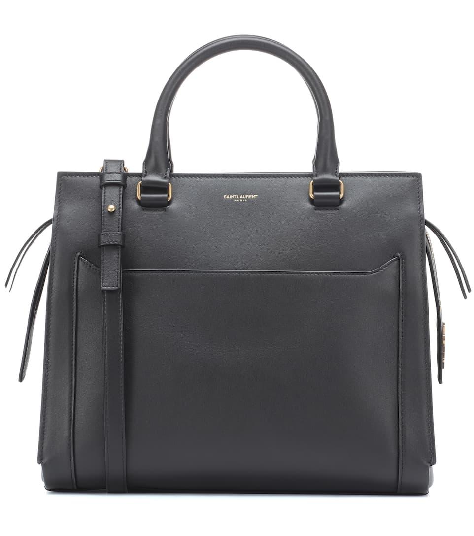 9b7c677873e Medium East Side Leather Tote - Saint Laurent | mytheresa.com