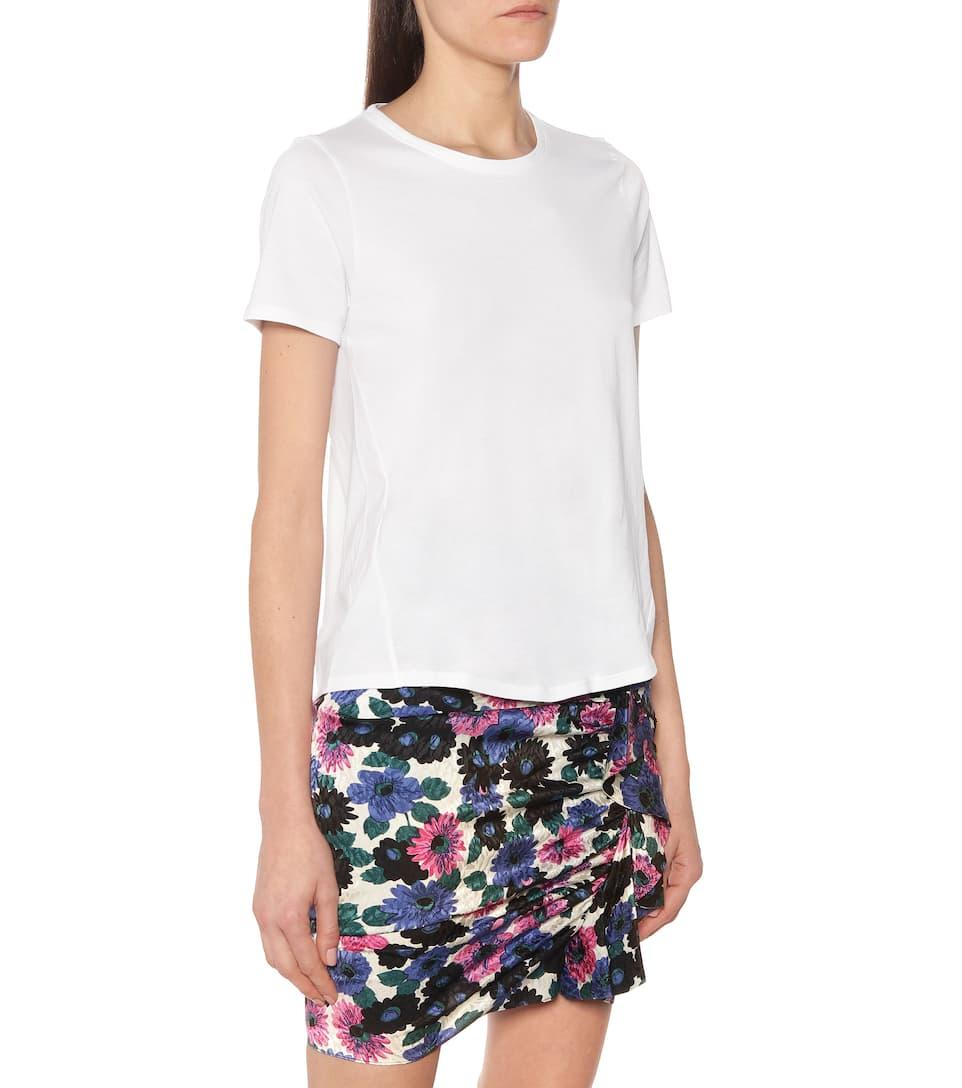 Veronica Beard - Lauren cotton T-shirt