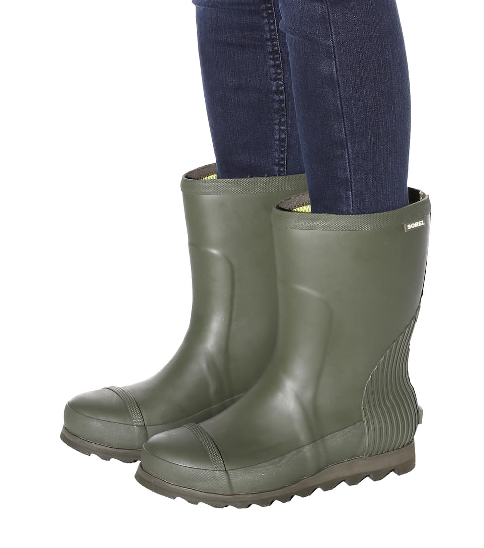 Sale Cheapest Price Sorel Joan Rain Short Boot(Women's) -Nori Discount Low Shipping Clearance Newest 5AAqXqJLY