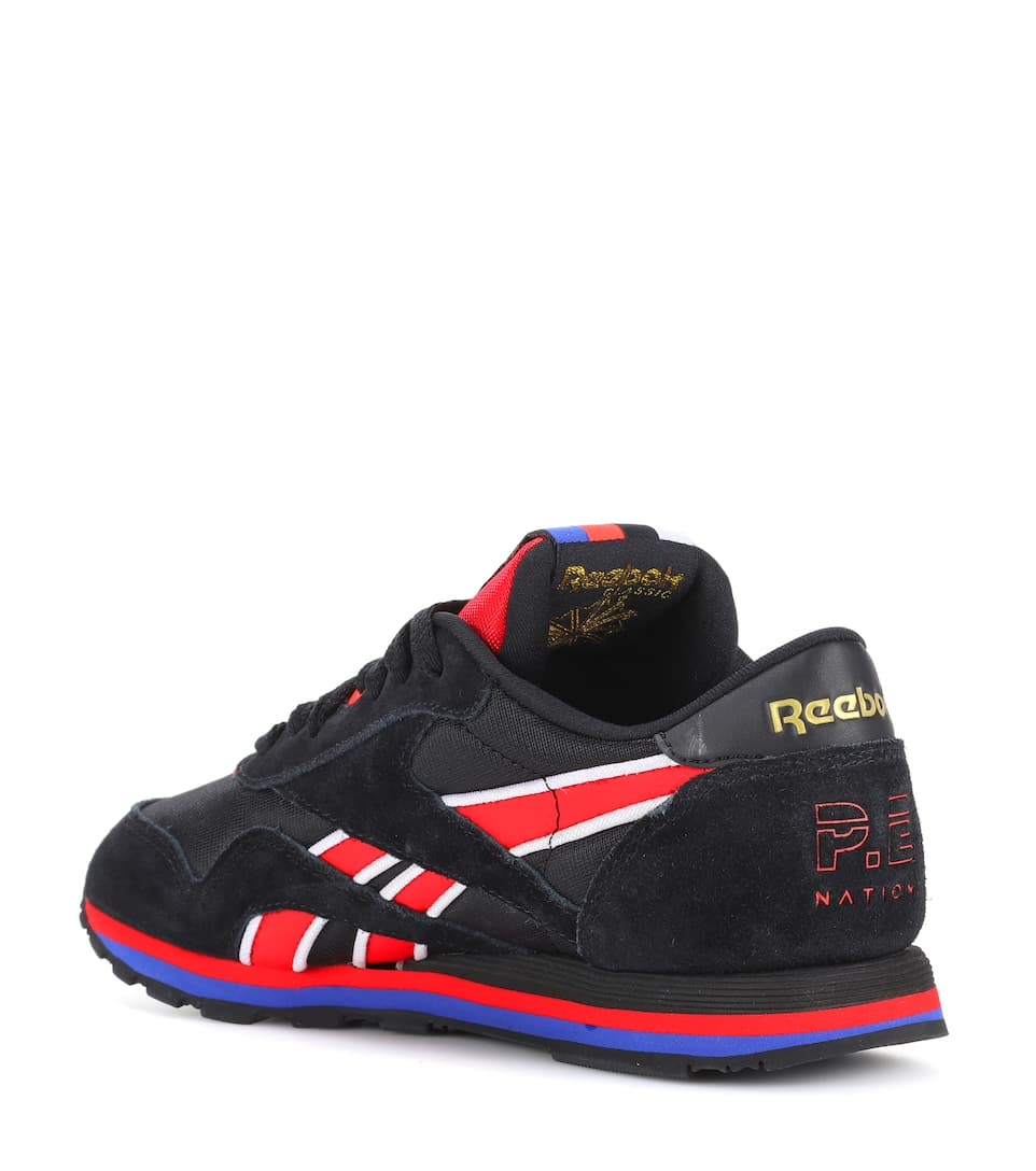 Reebok X P.E Nation Sneakers Classic Nylon